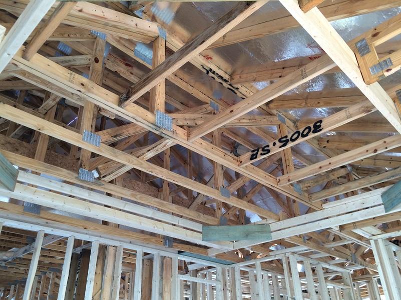 Framing - Villa 1st Place, Ferienvilla Cape Coral, Florida